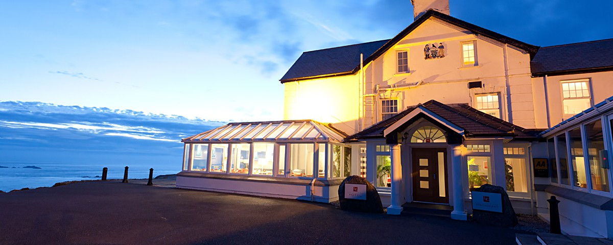 Land's End Hotel